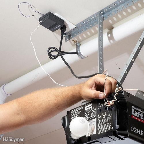 garage door motor repairs